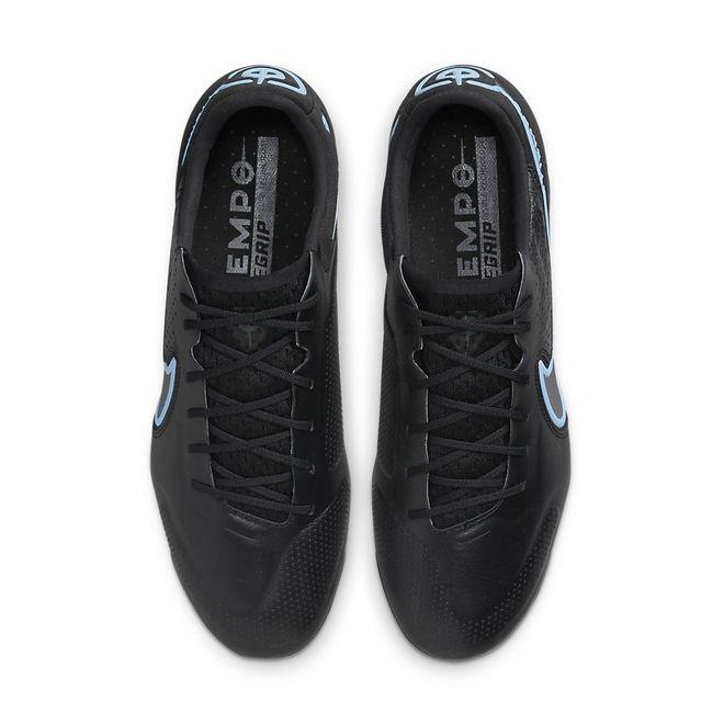 Afbeelding van Nike Tiempo Legend 9 Elite FG Black Iron Grey
