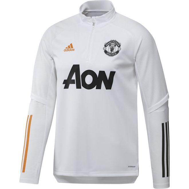 Afbeelding van Manchester United Trainingsset White