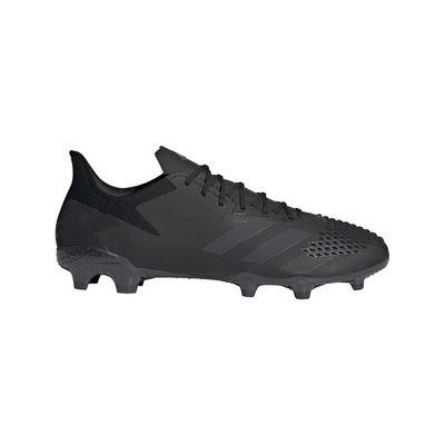 Foto van Adidas Predator 20.2 FG Core Black
