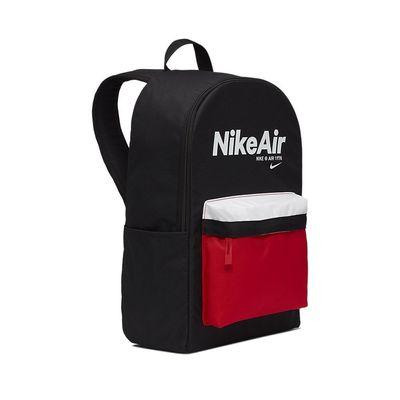 Foto van Nike Air Heritage 2.0 Rugzak Black Red