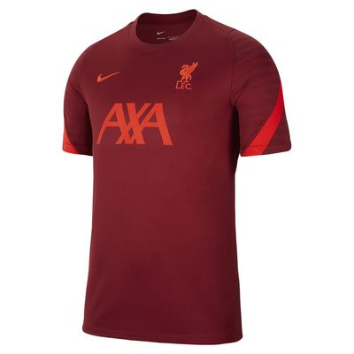 Foto van Liverpool FC Strike Zomerset Team Red