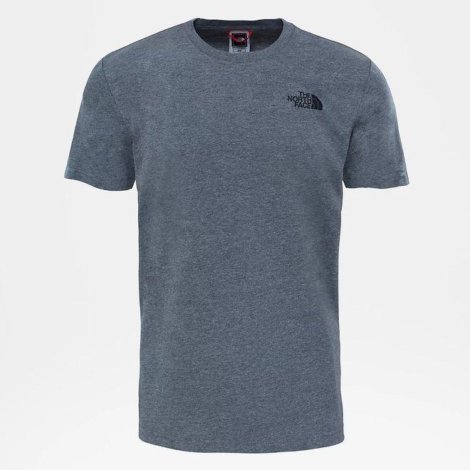 Afbeelding van The North Face Redbox T-Shirt Medium Grey Heather