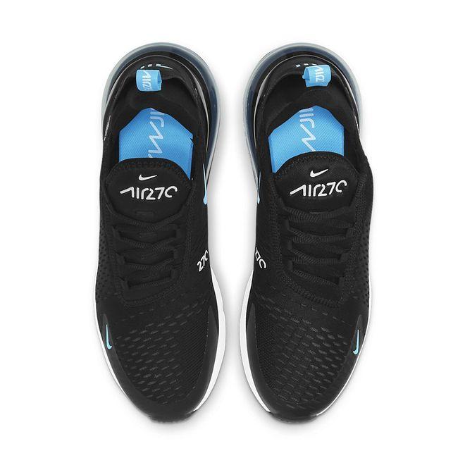Afbeelding van Nike Air Max 270 Black Blue Fury