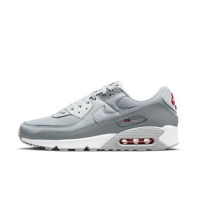 Foto van Nike Air Max 90 White Light Smoke Grey