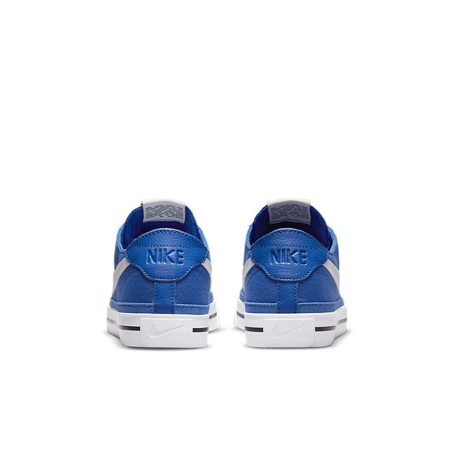Afbeelding van Nike Court Legacy Canvas Game Royal Blue