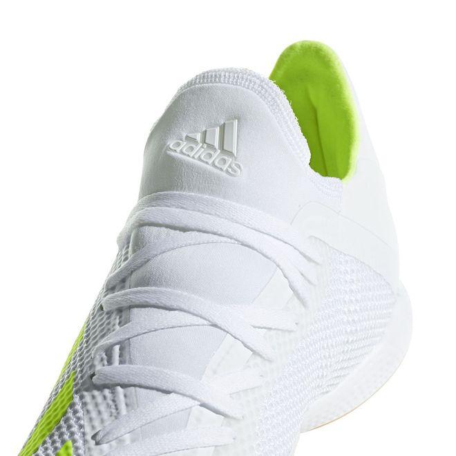 Afbeelding van Adidas X 18.3 IC White