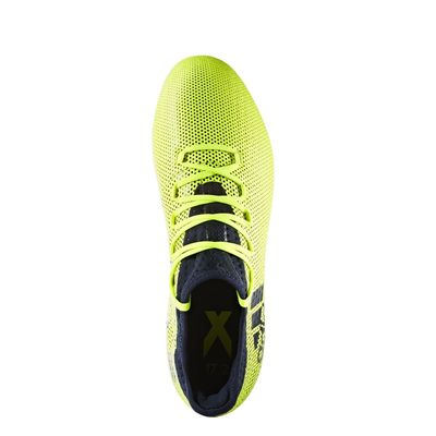 Foto van Adidas X 17.2 FG Geel
