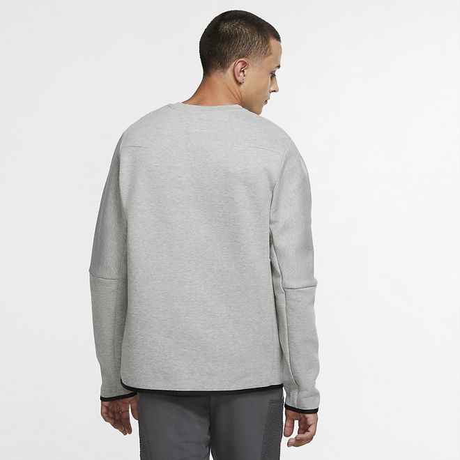 Afbeelding van Nike Sportswear Tech Fleece Sweater Dark Grey Heather