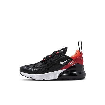 Foto van Nike Air Max 270 Kids Black Red