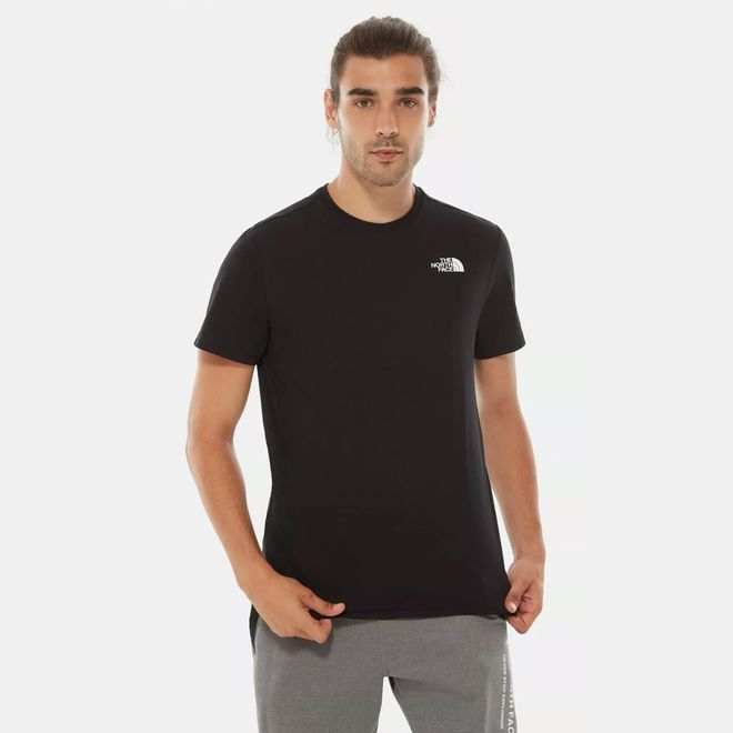 Afbeelding van The North Face Redbox T-Shirt Medium Black