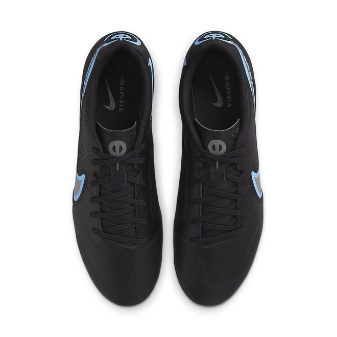 Afbeelding van Nike Tiempo Legend 9 Academy FG Black Iron Grey