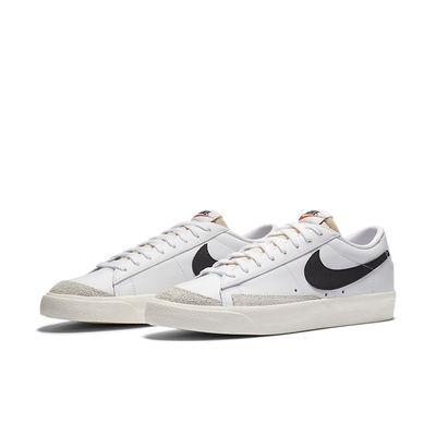 Foto van Nike Blazer Low '77 Vintage White