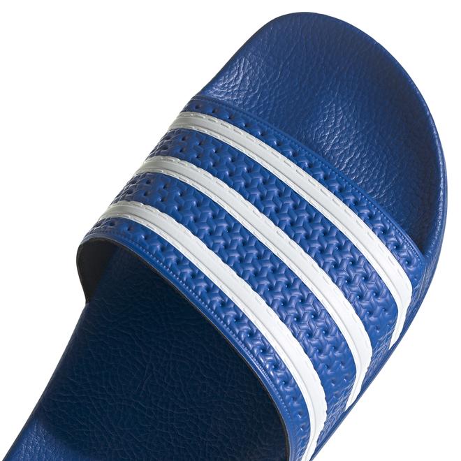 Afbeelding van Adidas Adilette Badslippers Glow Blue