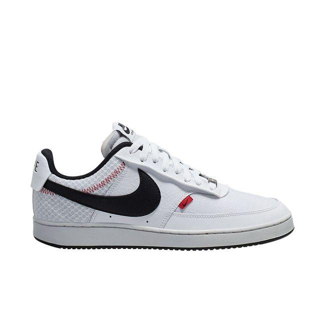 Afbeelding van Nike Court Vision Low Premium White