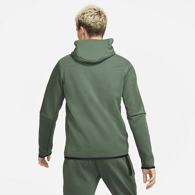 Foto van Nike Sportswear Tech Fleece Hoodie Galactic Jade