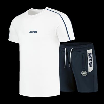 Foto van Malelions Sport Coach Set Black Cobalt Blue