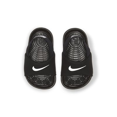 Foto van Nike Kawa Slipper Kids Black