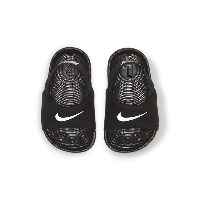 Afbeelding van Nike Kawa Slipper Kids Black