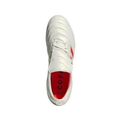 Foto van Adidas Copa 19.2 Wit-Rood FG
