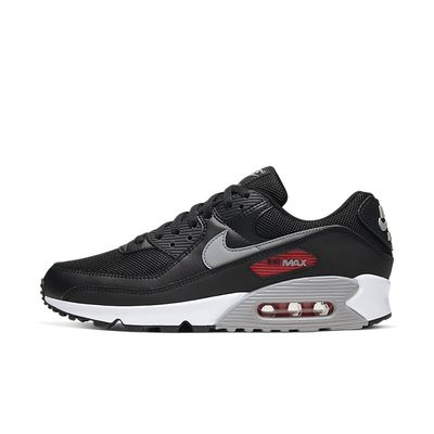 Foto van Nike Air Max 90 Black University Red