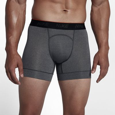 Foto van Nike Brief Boxer 2 Pack Anthracite