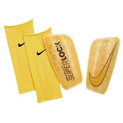 Foto van Nike Mercurial FlyLite Superlock Scheenbeschermers Laser Orange