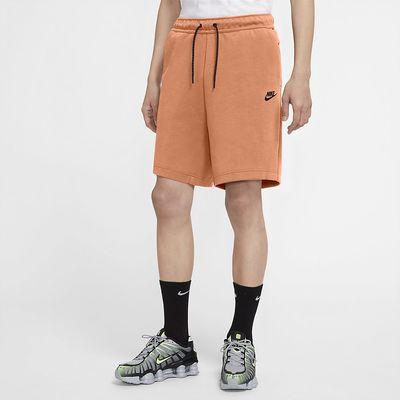 Foto van Nike Sportswear Tech Fleece Short Orange Frost