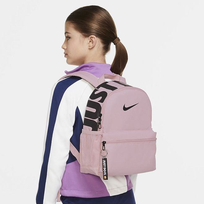 Afbeelding van Nike Brasilia JDI Rugzak Kids Pink Glaze