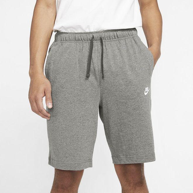 Afbeelding van Nike Sportswear Club Short Dark Grey Heather