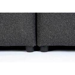 Zuiver Outdoor 3-zits Sofa Breeze Rechts Antraciet