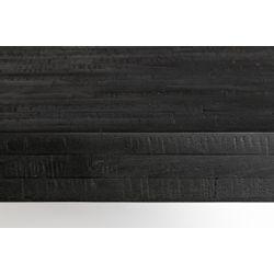White Label Living Table Suri 220X100 Black