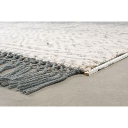 White Label Living Carpet Liv 200 x 300 Sea Blue