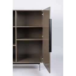 White Label Living Cabinet Lewis