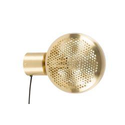 Zuiver Gringo Wandlamp Brass