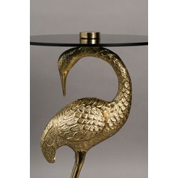 Dutchbone Crane Sidetable Goud