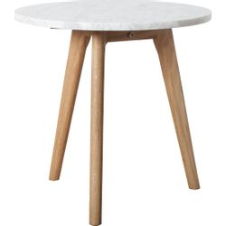 Zuiver White Stone Side Table M