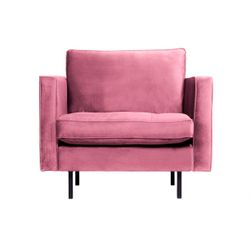 BePureHome Rodeo Classic Fauteuil Roze