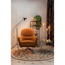 Dutchbone Robusto Lounge Chair Whiskey
