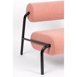 Zuiver Lekima Lounge Chair Roze