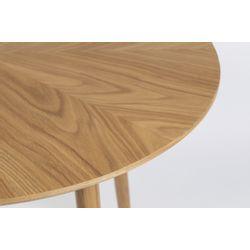 White Label Living Table Fabio 100' Natural