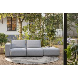 Zuiver Outdoor 3-zits Sofa Breeze Links Grijs