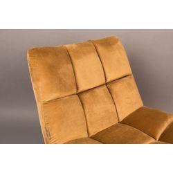 Dutchbone Bar Lounge Chair Goudbruin