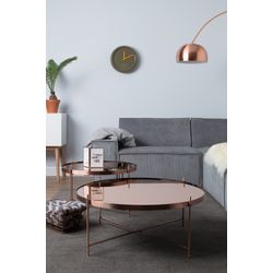 Zuiver Side Table Cupid Xxl Copper