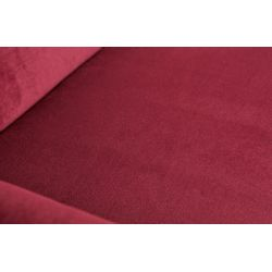 Woood Rocco Fauteuil Rood