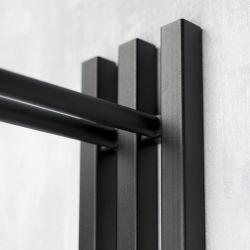Spinder Design Senza 1 Kapstok Zwart