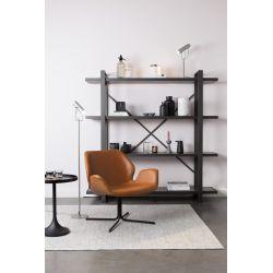 Zuiver Nikki Lounge Chair Bruin