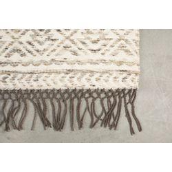 White Label Living Carpet Liv 200 x 300 Taupe