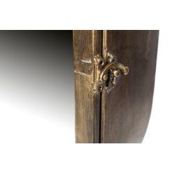 BePureHome Unfold Spiegelkast Metaal Antique Brass