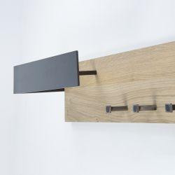 Spinder Design Fresh 1 Kapstokken Smid