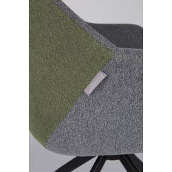 Zuiver Doulton Armstoel Groen